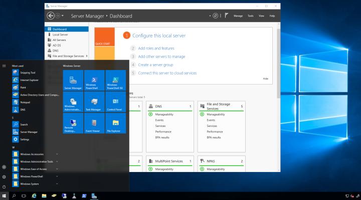 Melhore a segurança com o Windows Server 2019